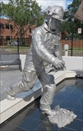 Image for Stainless Steel Survivors of 9/11 - Ybor City, Florida, USA.