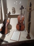Image for Mora Chapel Museum Violins and Clarinet  -  Carmel, CA
