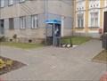 Image for Payphone / Telefonni automat - namesti Miru, Usov, Czech Republic