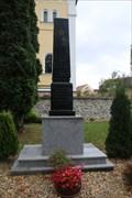 Image for Pomnik vojakum Rude armady - Šitborice, Czech Republic