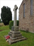 Image for 1914-1918 - War Memorial Cross - Weston-under-Penyard, Great Britain.