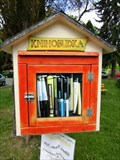 Image for Free Community Book Exchange - Desna, Czech Republic