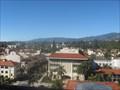 Image for Santa Barbara County Courthouse Clocktower View - Santa Barbara, CA