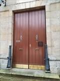 Image for Door of Capitanía General - A Coruña, Galicia, España