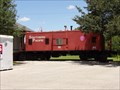 Image for Southern Pacific Caboose - Pearland, TX