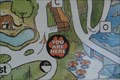 """Image for Asian Forest """"You Are Here"""" Map - Pittsburgh Zoo & PPG Aquarium - Pittsburgh, Pennsylvania"""