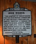 Image for Iron Works - Saugus MA