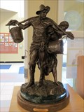 Image for The Water Carriers maquette, Loveland Visitor Center - Loveland, CO