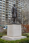 Image for Roscoe Conkling, Madison Square Park, NYC, NY