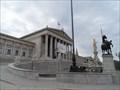 Image for Viennese parliament has become dangerous area  -  Vienna, Austria