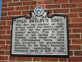 Image for Evan Shelby's Fort 1A64 - Bristol, TN
