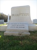 Image for William Rufus Shafter - San Francisco National Cemetery