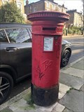 Image for Victorian Pillar Box - Parkhill Road, Hampstead, London NW3, UK