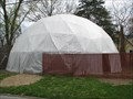 Image for R. Buckminster and Anne Hewlett Fuller Dome Home - Carbondale, Illinois