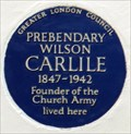 Image for Wilson Carlile - Sheffield Terrace, London, UK