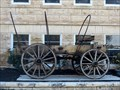 Image for Crockett County Museum Covered Wagon - Ozona, TX
