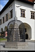 Image for Klietka hanby / Cage of Shame - Levoca (North-East Slovakia)