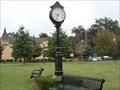 Image for Centennial Clock - Tahlequah, OK