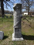 Image for C. A. Duval - Sacred Heart Catholic Cemetery - Texarkana, TX