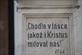 Image for Citat z bible - Ef 5.2. - Otnice, Czech Republic