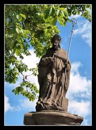 St Leonard of Noblac / Sv. Linhart - Chvalkovice