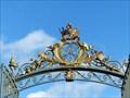 Image for Château de Chamarande Gate, Chamarande, Essonne, France