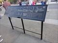Image for Trafalgar Square Orientation Table -  London, UK