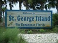 Image for Welcome to St. George Island ~ The Uncommon Florida