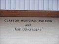 Image for Clayton Municiple Building and Fire Department