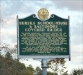 Image for Eureka Schoolhouse and Baltimore Covered Bridge - Springfield VT
