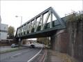 Image for Rail Bridge ELR - SMS2 Structure 12 - London Road, Morden, UK