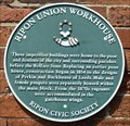 Image for Ripon Union Workhouse, Allhallowgate, Ripon, N Yorks