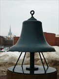 Image for Cloche, Hôtel de Ville T-R / Trois-Rivieres City Hall Bell