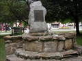 Image for Col. Drake Park fountain - Titusville, PA
