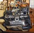 Image for LAST - V8 Oldsmobile Engine - Lansing, Michigan.