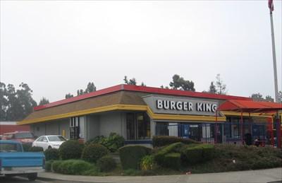 Burger King Castro Valley Blvd Castro Valley Ca