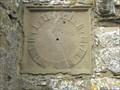 Image for Dunnottar Castle Sundial - Stonehaven, Scotland