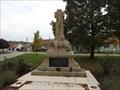 Image for Pomnik Obetem 1. a 2. svetove valky - Velke Pavlovice, Czech Republic