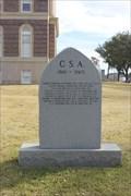 Image for Confederate Veterans Memorial of Mills County