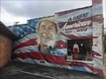 Image for Mural of Ronald Reagan, a Great American - Cookeville, TN