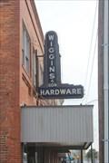 Image for Wiggins & Son Hardware-Estill, SC