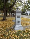 Image for Howard Elmer Memorial Fountain - Sayre, PA