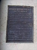 Image for First American Buried in California Soil-Sylvester Pattie- San Diego, CA