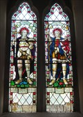 Image for WWII Memorial Window - Milford Haven, Pembrokeshire, Wales.