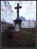 Image for Kríž na ulici Šlapanická - Brno, Czech Republic