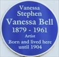 Image for Vanessa Bell - Hyde Park Gate, London, UK