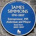 Image for James Simmons - High Street, Canterbury, Kent, UK