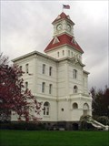 Image for Benton County Courthouse Clock, Corvallis Oregon