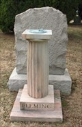 Image for Headstone Sundial- Drexel Hill, PA