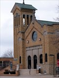 Image for St Patrick Church Bell Tower, McHenry IL